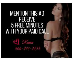 FREE PHONE SEX MINUTES - SLIP INSIDE 4 ANYTHING GOES